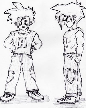 hero drawing character getdrawings