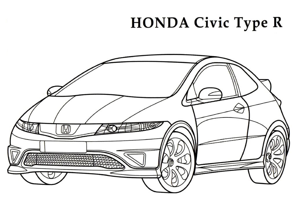 The best free Honda drawing images. Download from 255 free