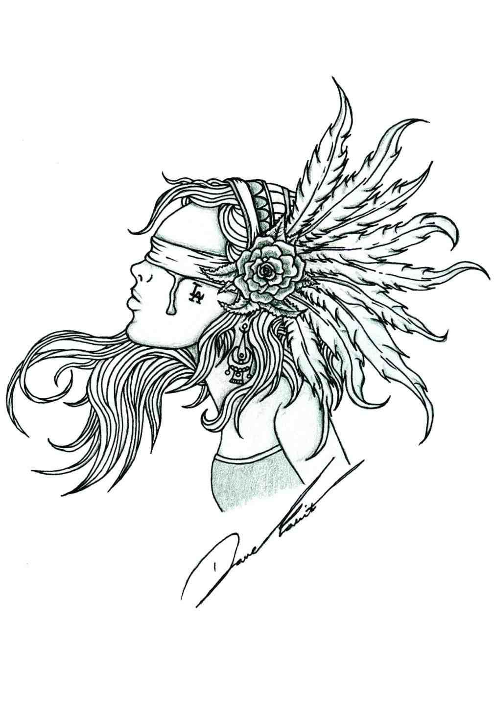 Drawing Tumblr Art Easy