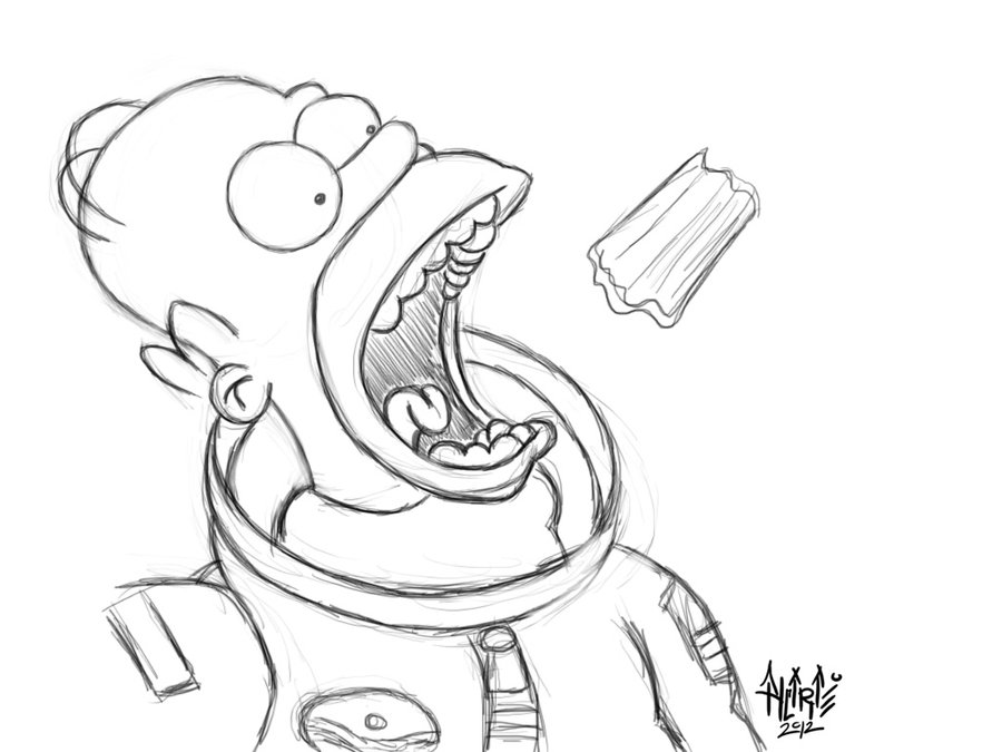 The best free Homer drawing images. Download from 100 free