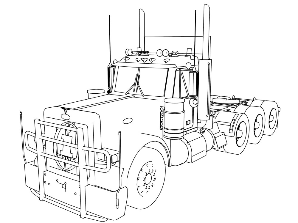 medium resolution of 3333x2500 coloring pages horse trailer new star wars printable coloring