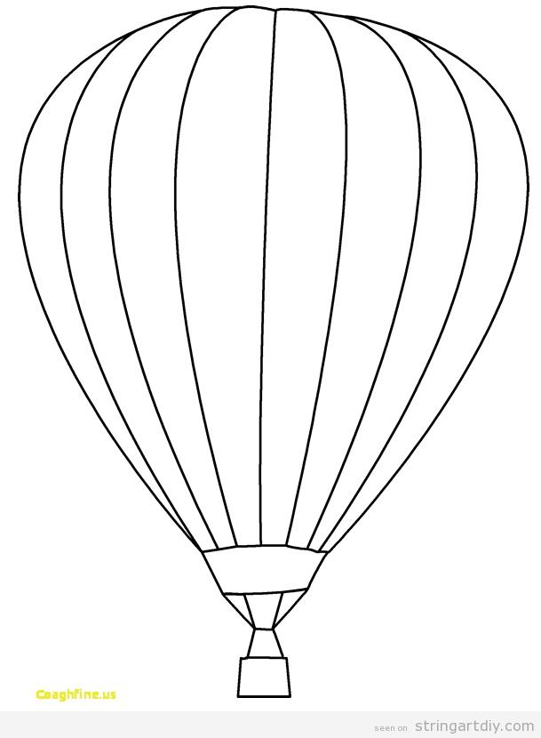 Balloon Line Drawing At Getdrawings Com