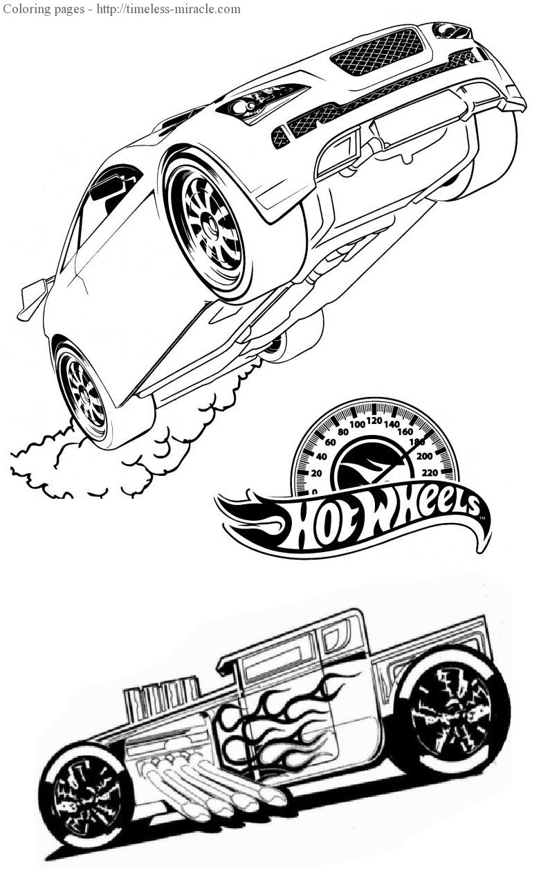 782x1256 hot wheels coloring pages