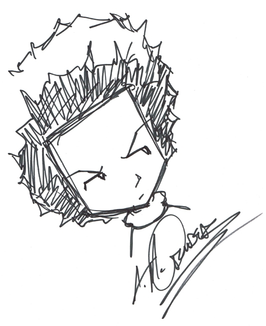 How To Draw Boondocks Style : boondocks, style, Freeman, Drawing, GetDrawings, Download