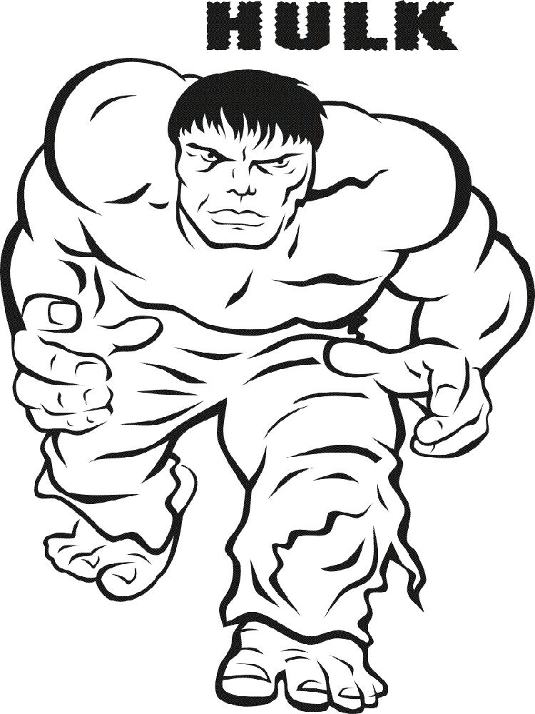 Hulk Easy Drawing At Getdrawings Com
