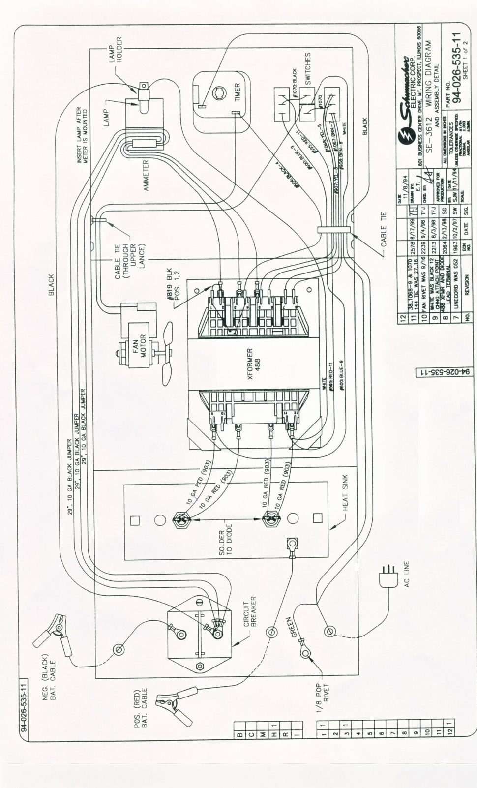 medium resolution of 970x1602 how to read wiring diagramc schematic compressor single phase wire