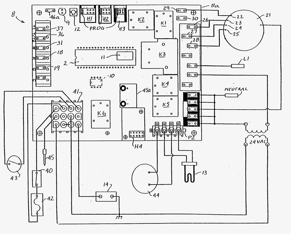 medium resolution of 990x796 new wiring diagram furnace limit control room thermostat wiring