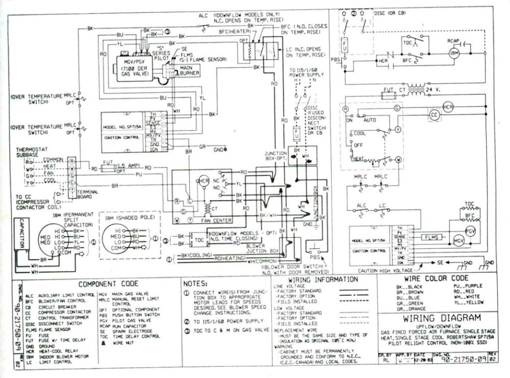 medium resolution of 1043x773 white rodgers furnace control board wiring diagram electrical heat