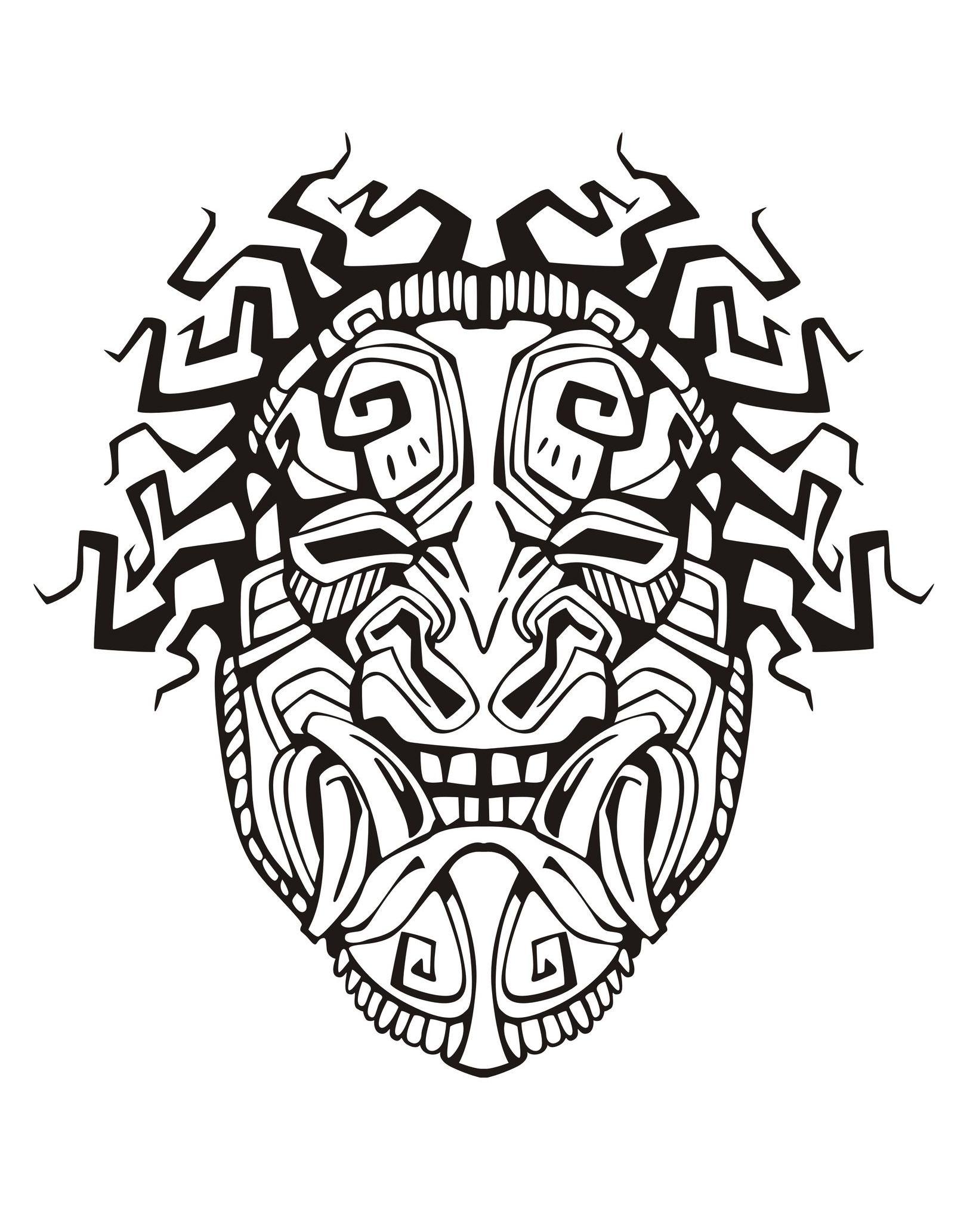 Inca Drawing At Getdrawings