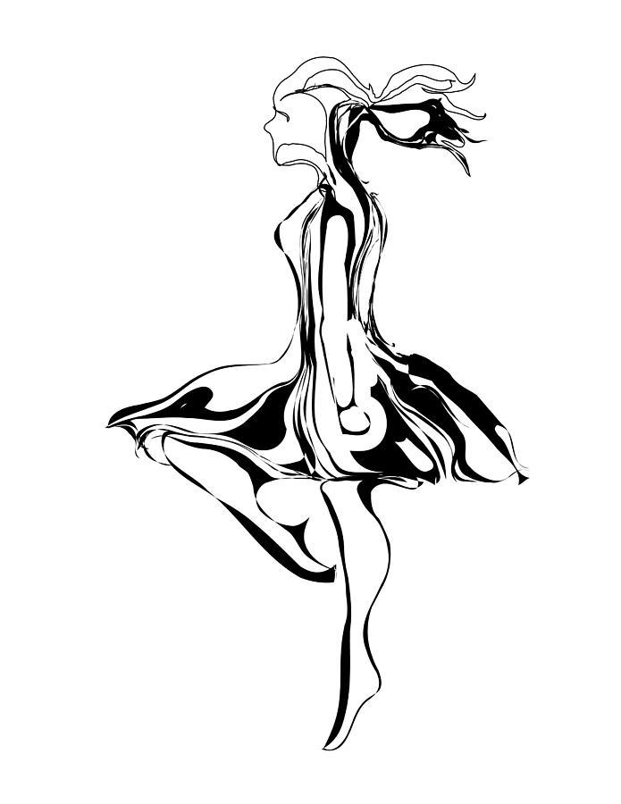 Irish Dance Drawing At Getdrawings Com