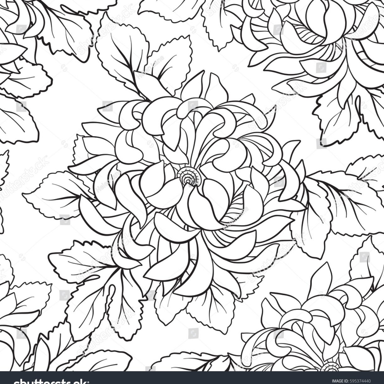 Japanese Flower Drawing Styles At Getdrawings