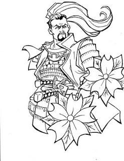 samurai tattoo japanese simple tattoos drawing drawings japan especially designs desenhos para tatuar getdrawings warrior deviantart guerreiro pesquisa google oriental