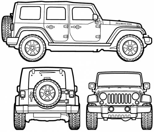 The best free Wrangler drawing images. Download from 73