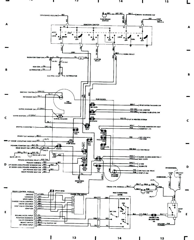 hight resolution of 799x990 diagram jeep wrangler yj wiring diagram