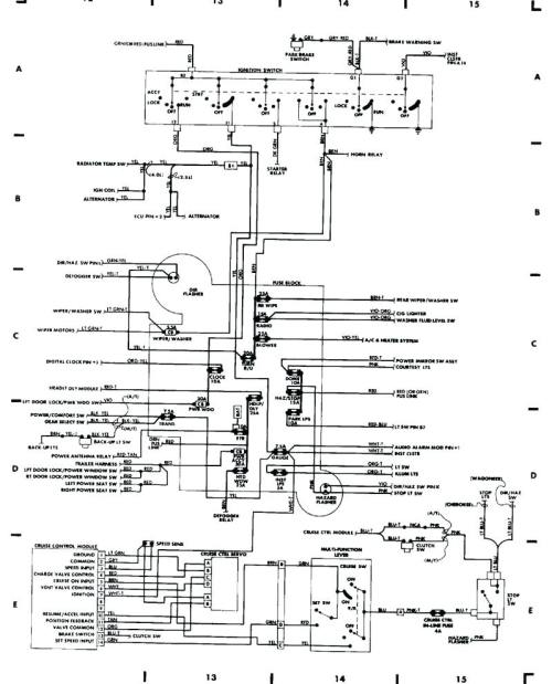 small resolution of 799x990 diagram jeep wrangler yj wiring diagram