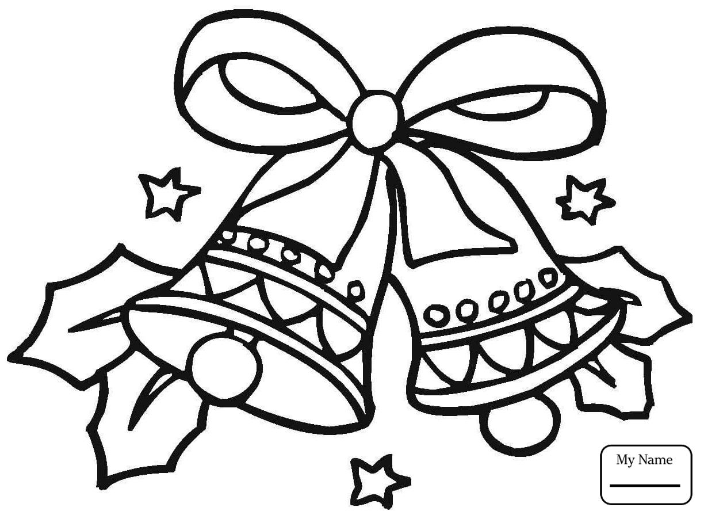 Jingle Bell Drawing At Getdrawings