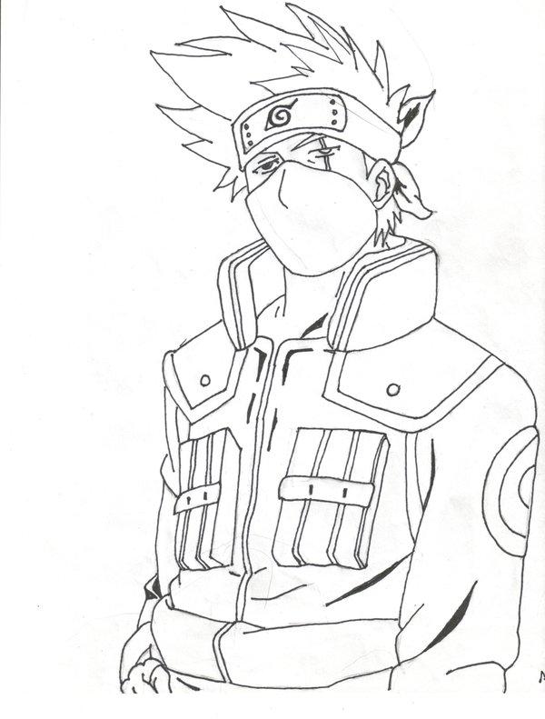 Kakashi Face