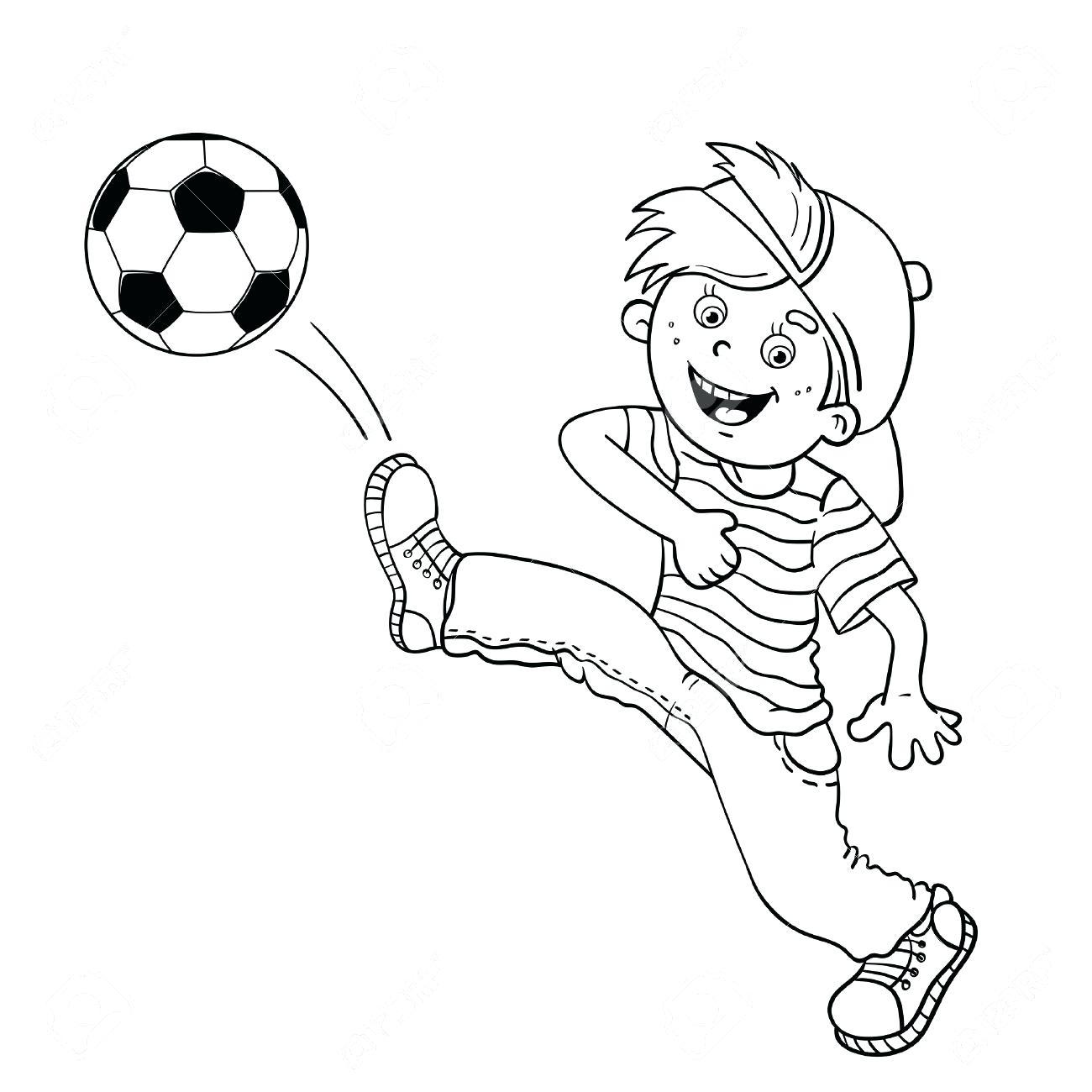 Kickball Drawing At Getdrawings