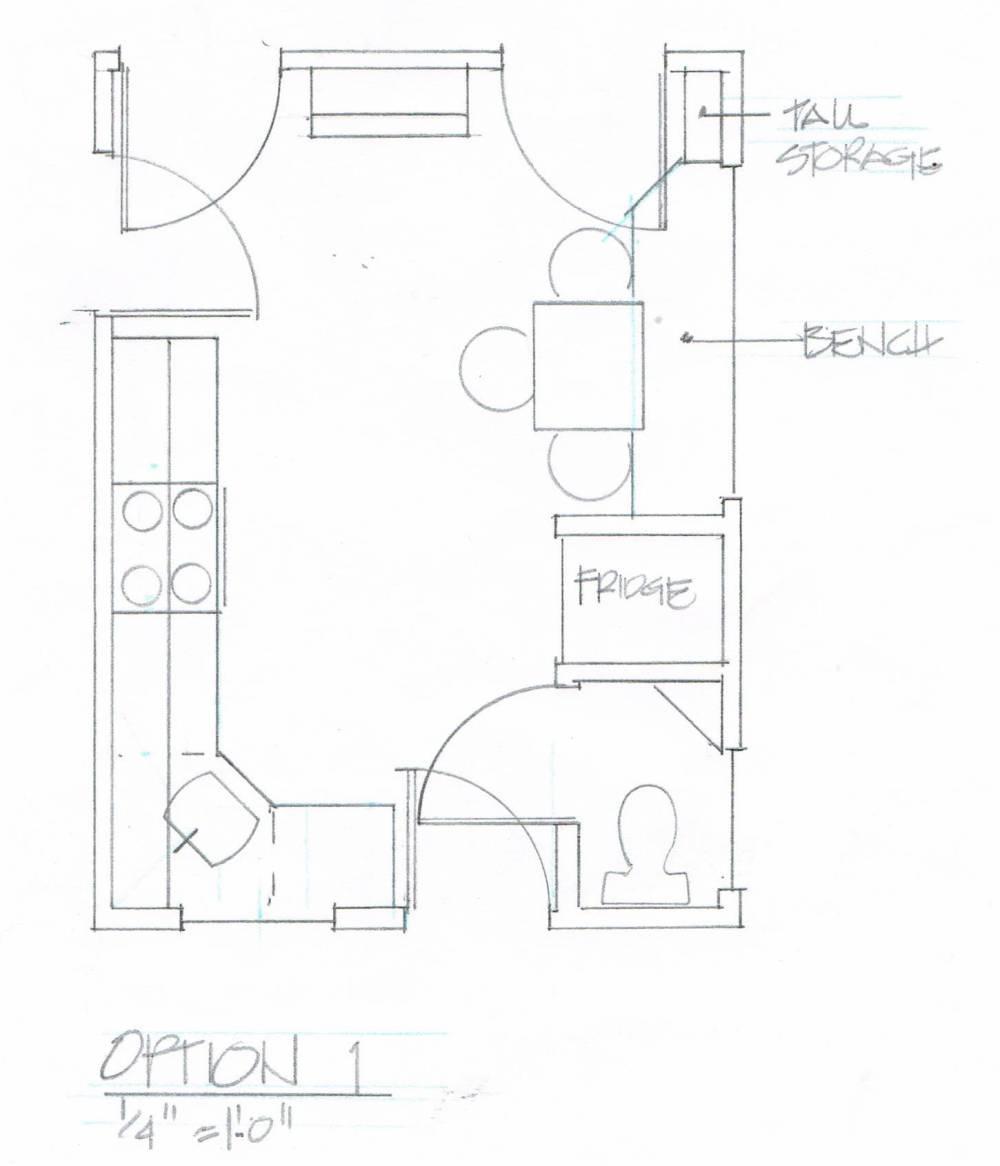 medium resolution of 1450x1692 kitchen layout design tool