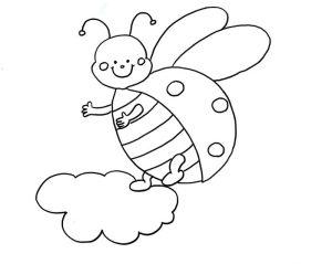 ladybug step draw getdrawings drawing