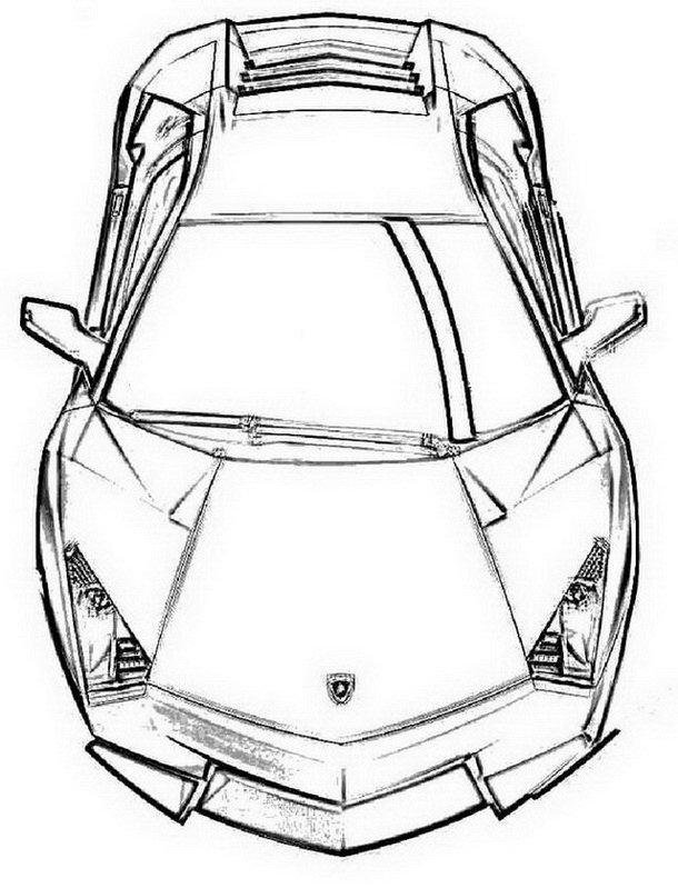 Lamborghini Logo Drawing At Getdrawings Com Auto Electrical Wiring