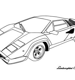 1600x1130 cars lamborghini countach cars coloring pages kids net [ 1600 x 1130 Pixel ]