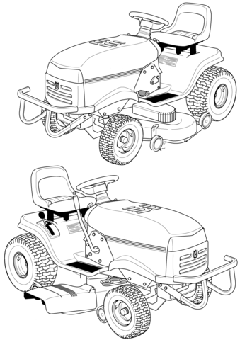 The best free Husqvarna drawing images. Download from 35