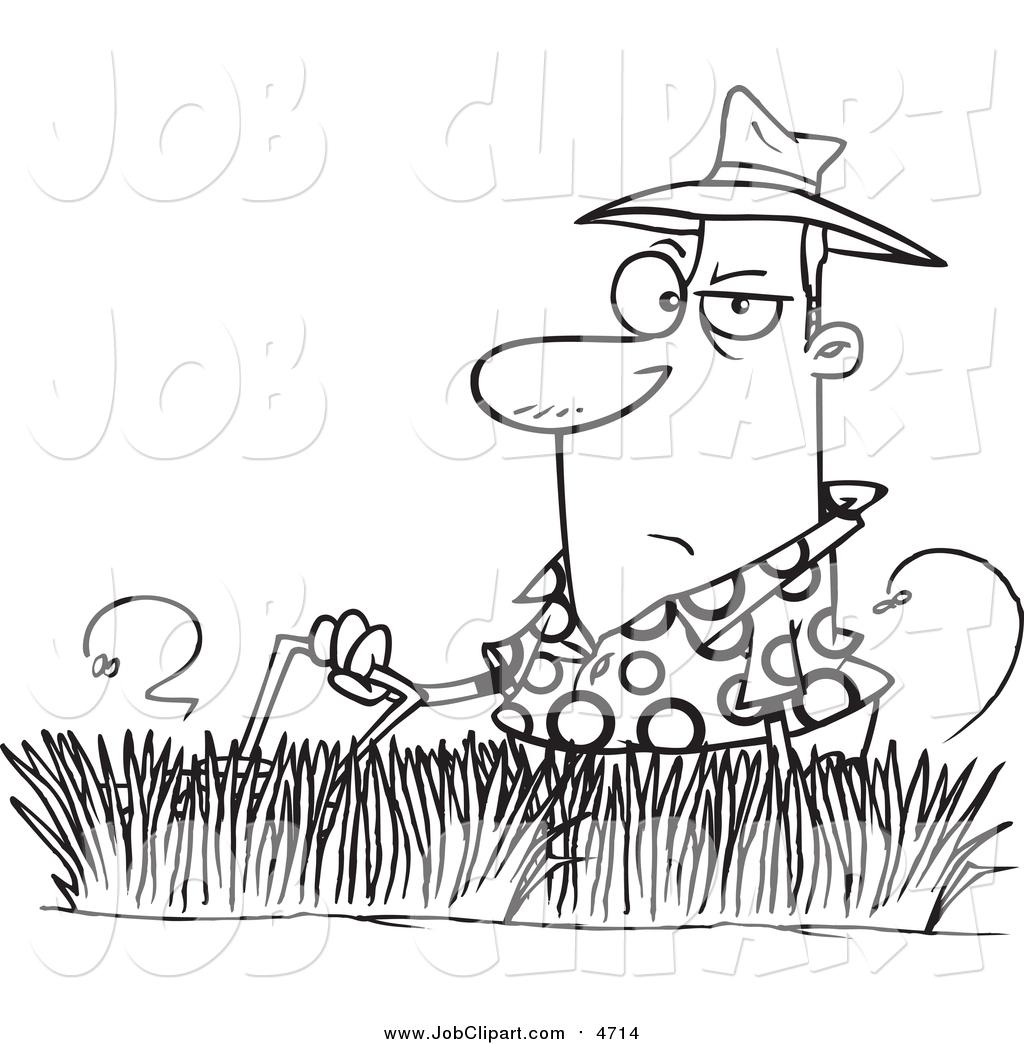 Lawn Drawing At Getdrawings