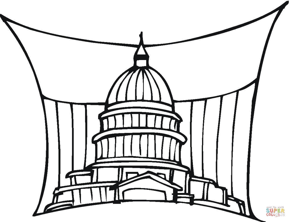Legislative Branch Drawing At Getdrawings