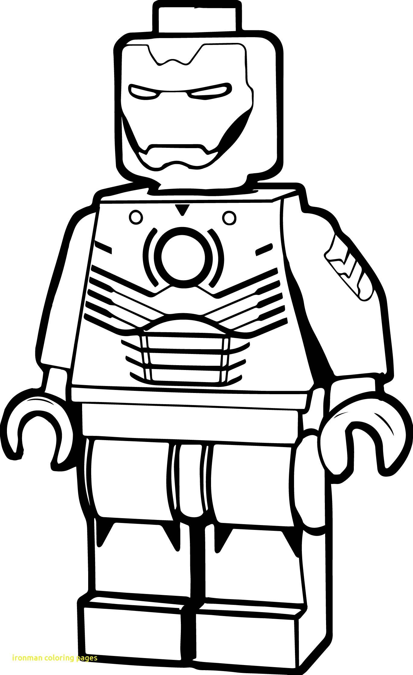 Gambar Mewarnai Lego Spiderman