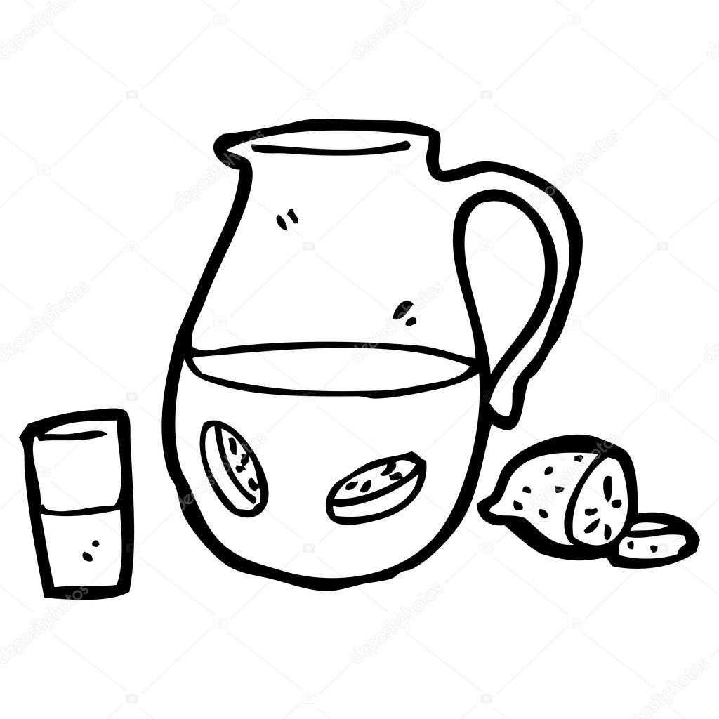 Lemonade Drawing At Getdrawings