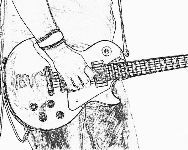 The best free Gibson drawing images. Download from 50 free