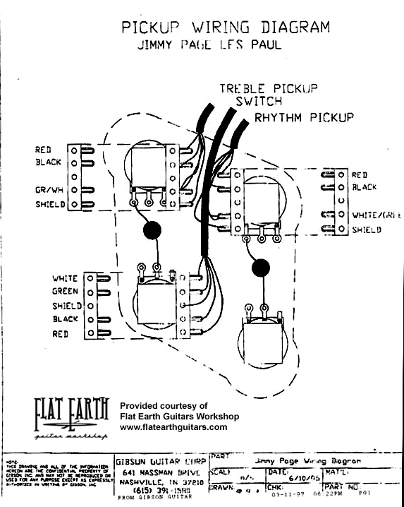 3 pickup les paul wiring diagram rc airplane servo guitar drawing at getdrawings com free for personal use 573x718 jimmy page