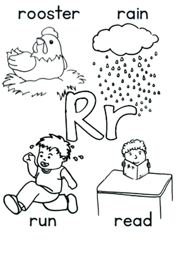letter r drawing at getdrawings  free download