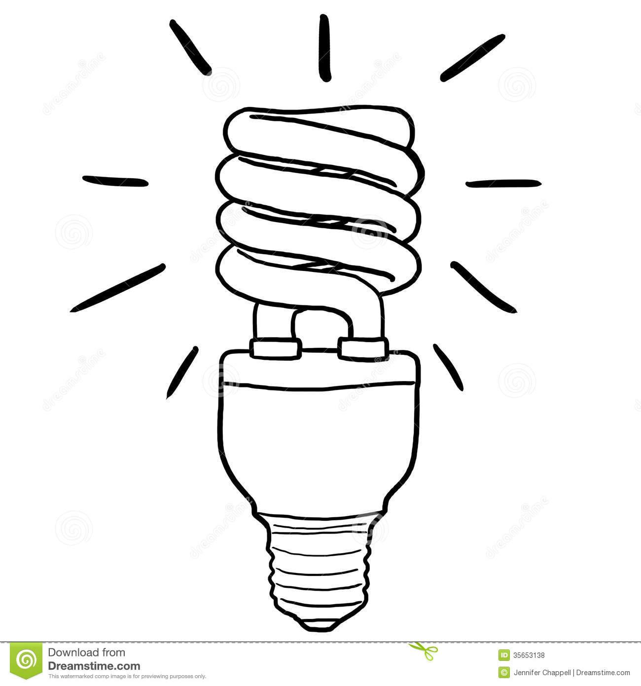 Light Bulb Drawing At Getdrawings