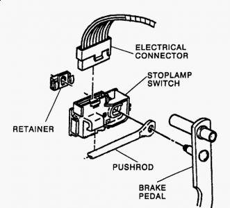 92 Gmc Tail Light Wiring Diagram. Gmc Sonoma Parts Diagram