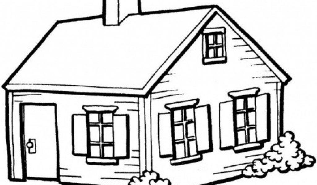 Dog House Drawing At Getdrawings Com