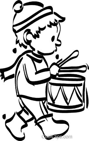 Little Drummer Boy Drawing At Getdrawings Com Free For Personal