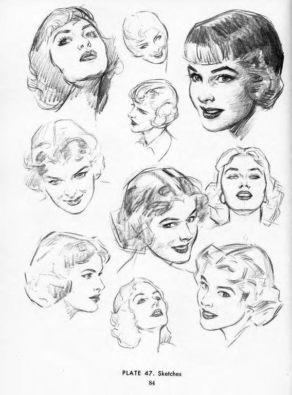 The best free Loomis drawing images. Download from 139