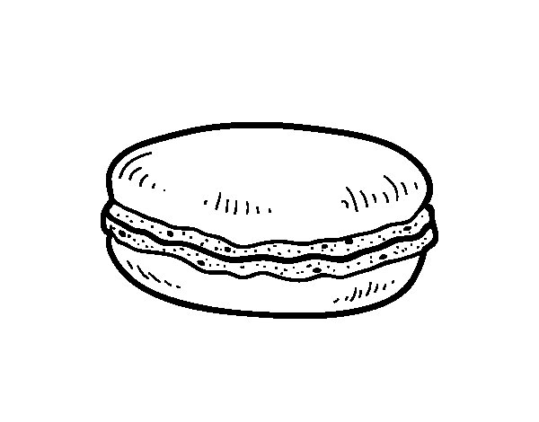 The best free Macaron drawing images. Download from 34