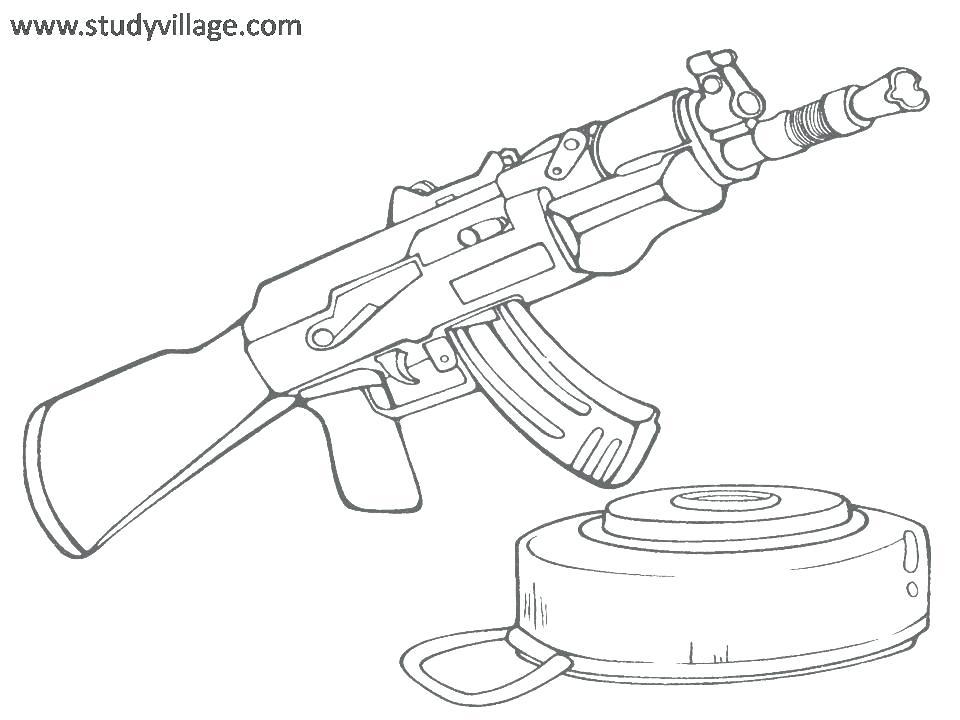 Hunting Rifle Fortnite Colors