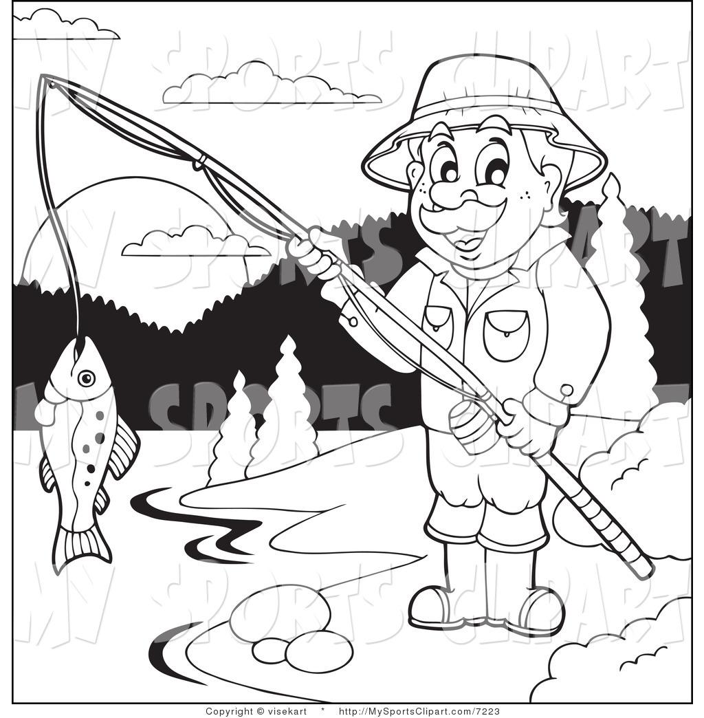 Man In Fish