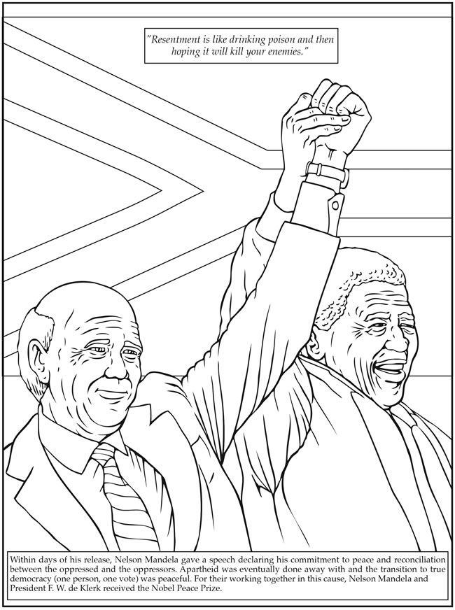 The best free Mandela drawing images. Download from 131