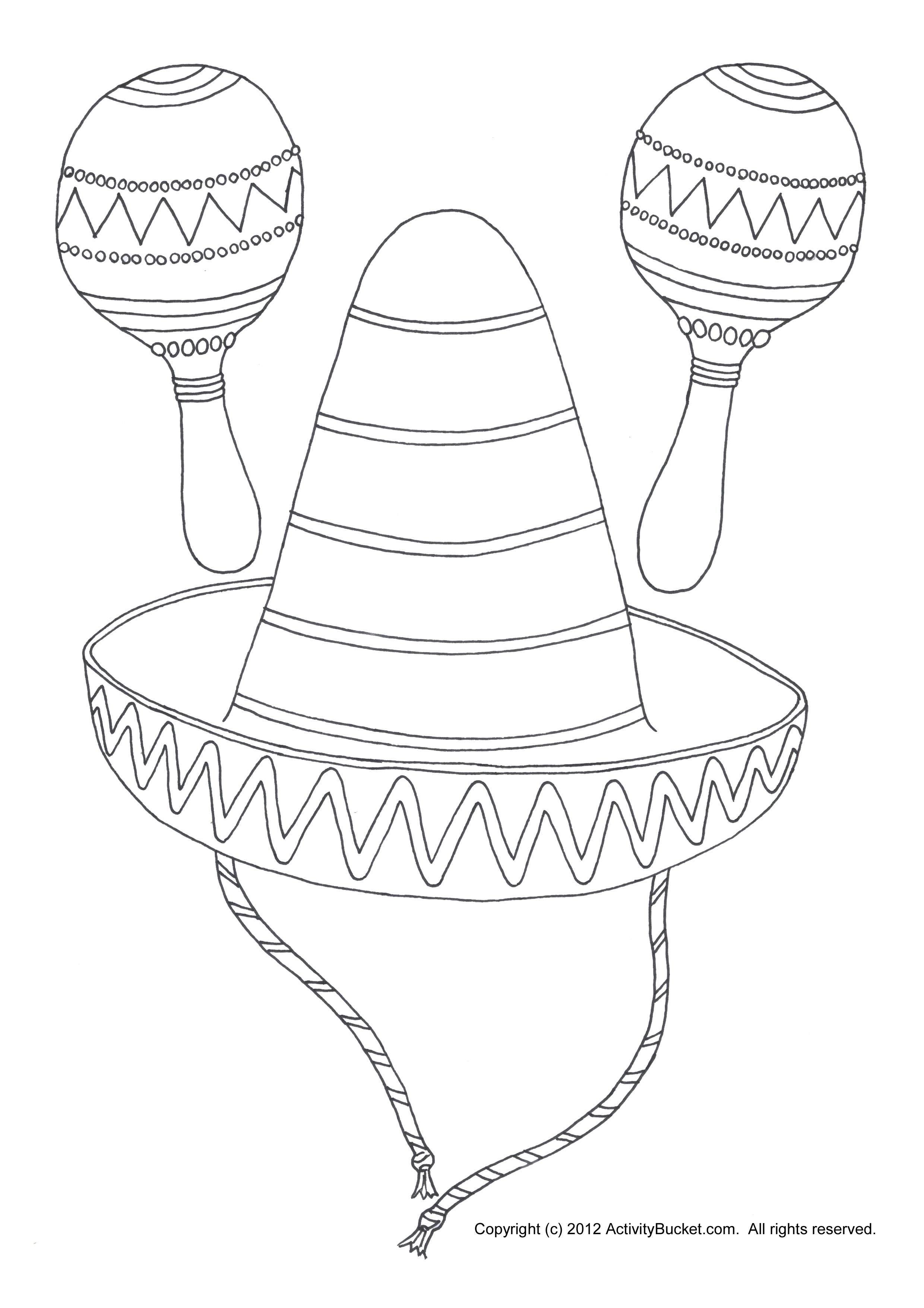 Maracas Drawing At Getdrawings