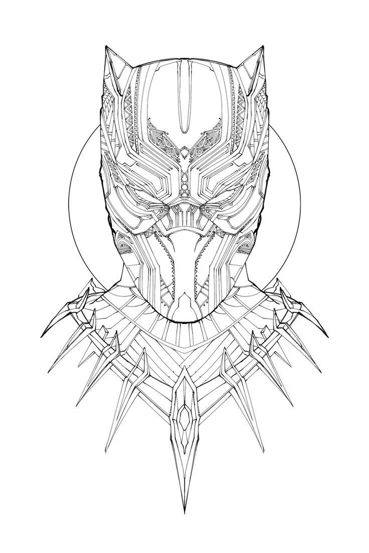 Marvel drawing