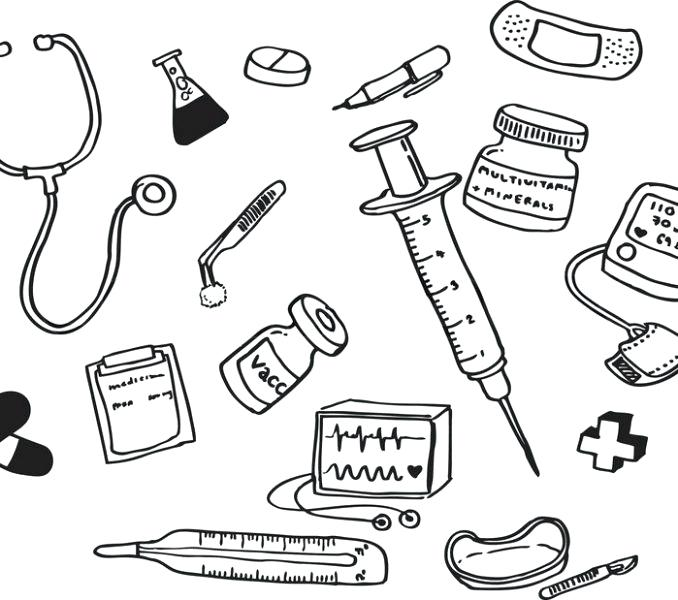 Medical Assistant Coloring Pages Coloring Pages