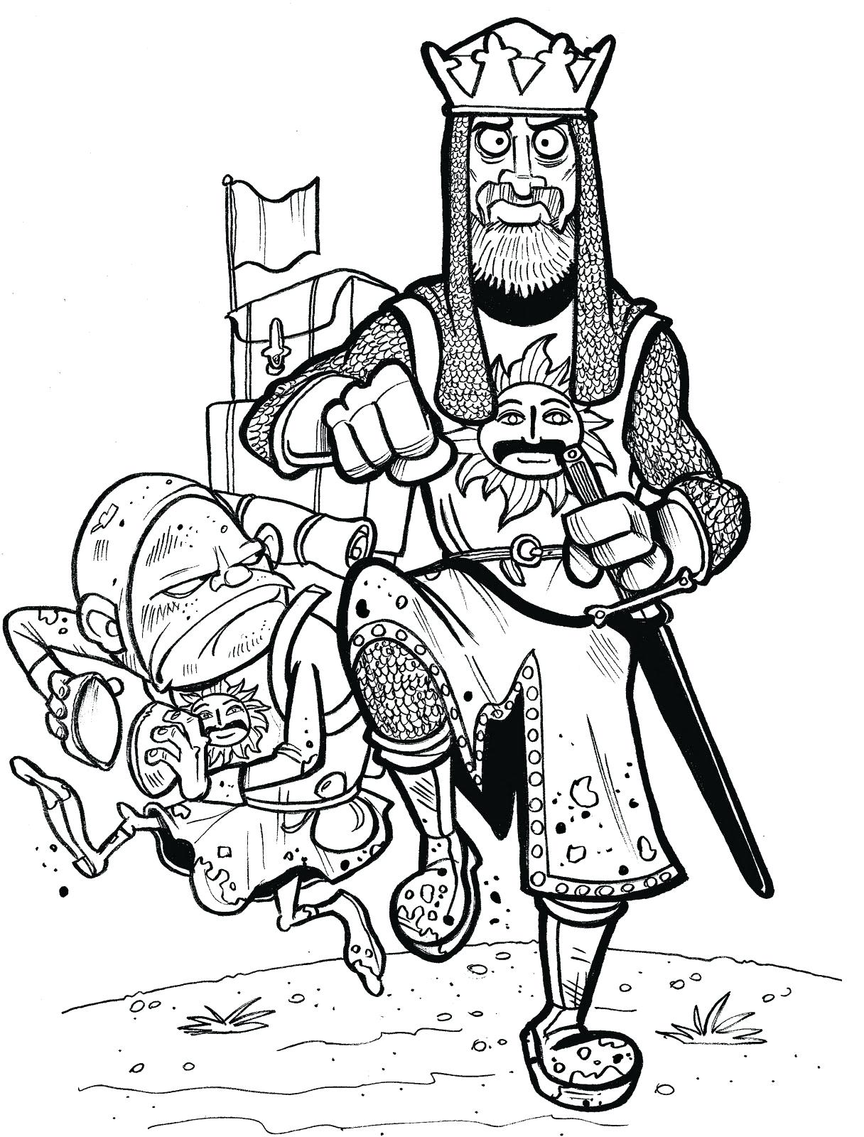 Me Val King Drawing At Getdrawings