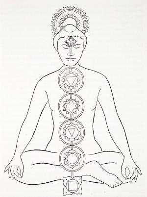 meditation drawing yoga lotus drawings position padmasana pose english buddha zen fine america yogi peaceful getdrawings eye paintingvalley namah om