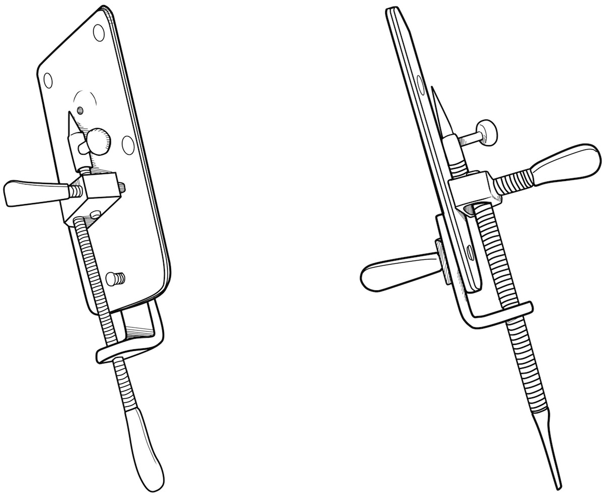 Microscope Line Drawing At Getdrawings