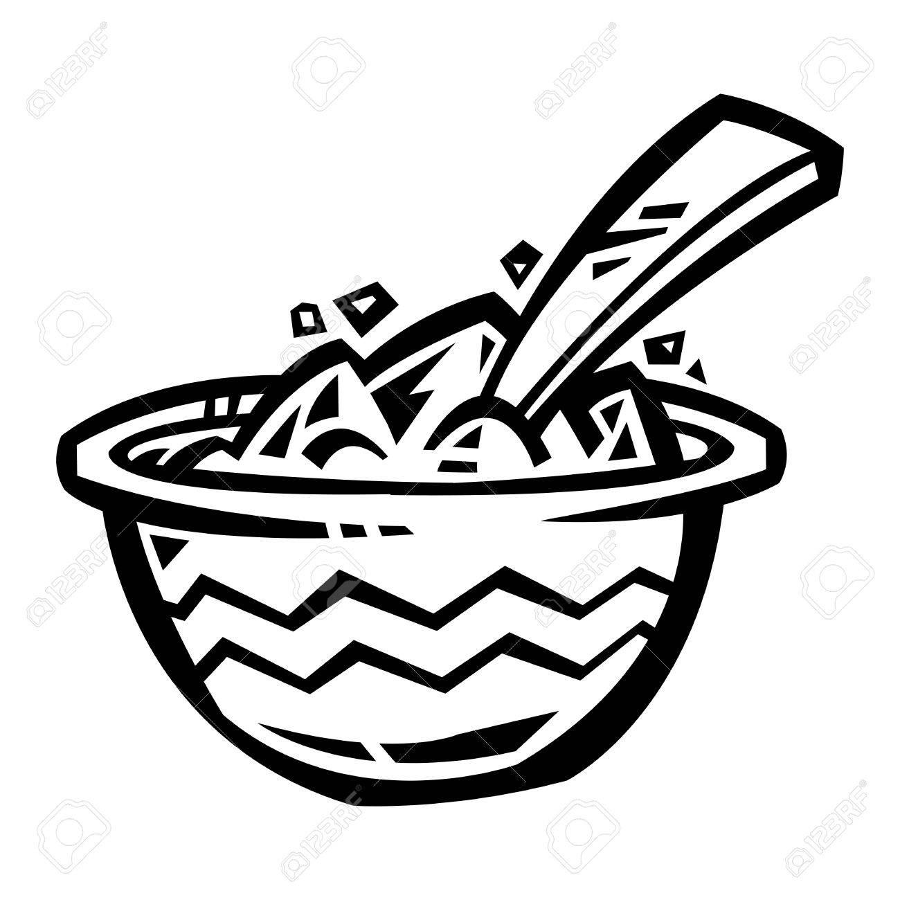 hight resolution of block diagram hpcljmfpcm8050cm8060 wiring diagram today black and white cartoon bowl of cereal stock vector art